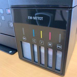 EW-M770Tのインク残量