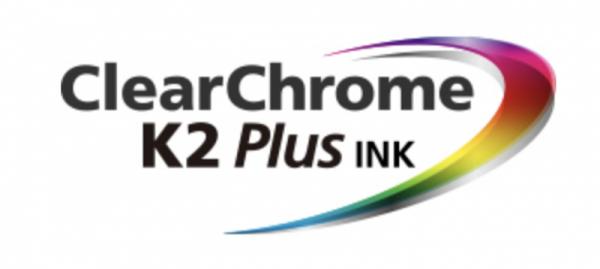 新開発の「ClearChrome K2 Plusインク」